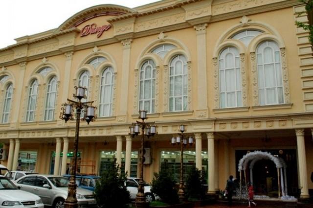 «Dunyo Saroy» Ресторан