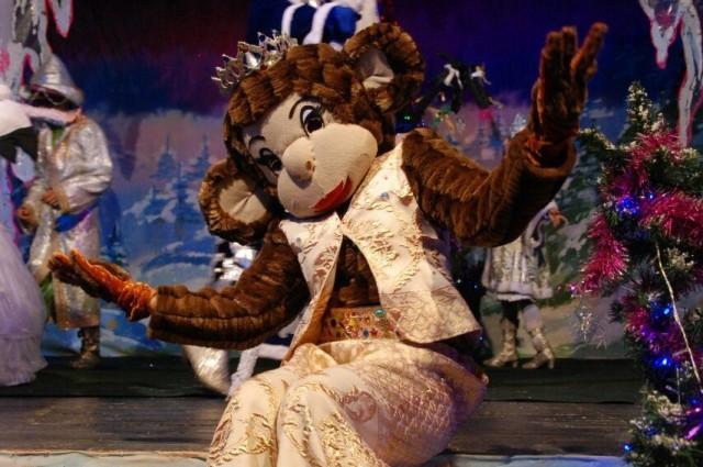 Бухарский Областной Театр Кукол