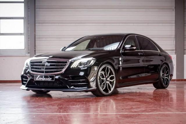 Mercedes-Benz W 222, Porsche Panamera, Rolls Royce Phantom