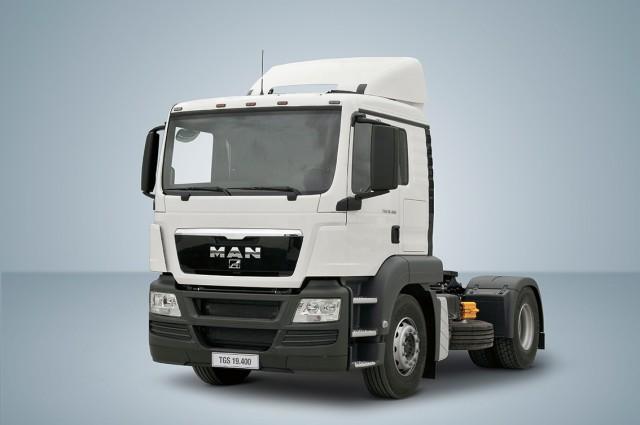 Тягач MAN 2 TGS 19.400 4x2 BLS (Comfort Eco)