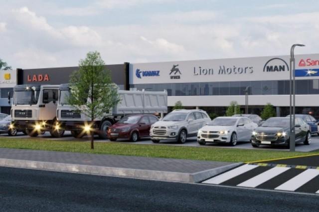 Lion Motors