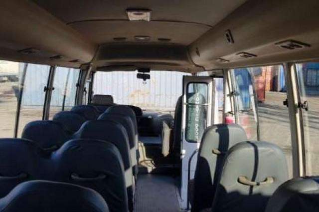 Автобус для вашего отдыха