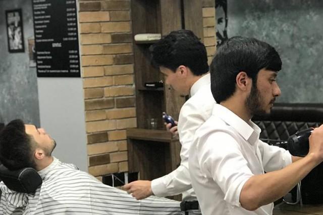 Barbershop Bradobrey