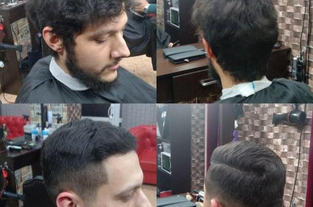 Barbershop Razor