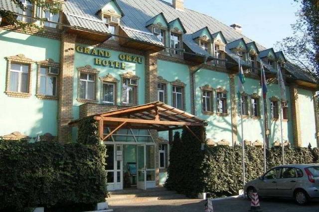 """Отель """"Grand Orzu"""""""